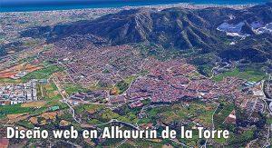 Diseño páginas web en Alhaurín de la Torre